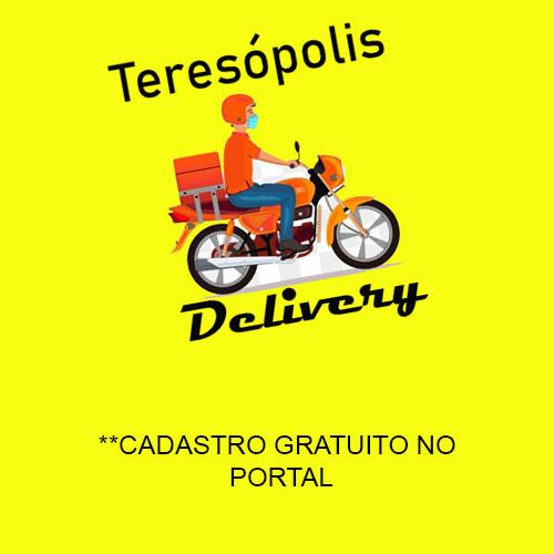 Cadastre no Teresópolis Delivery