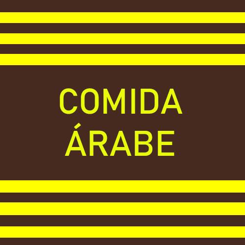 Comida árabe em Teresópolis